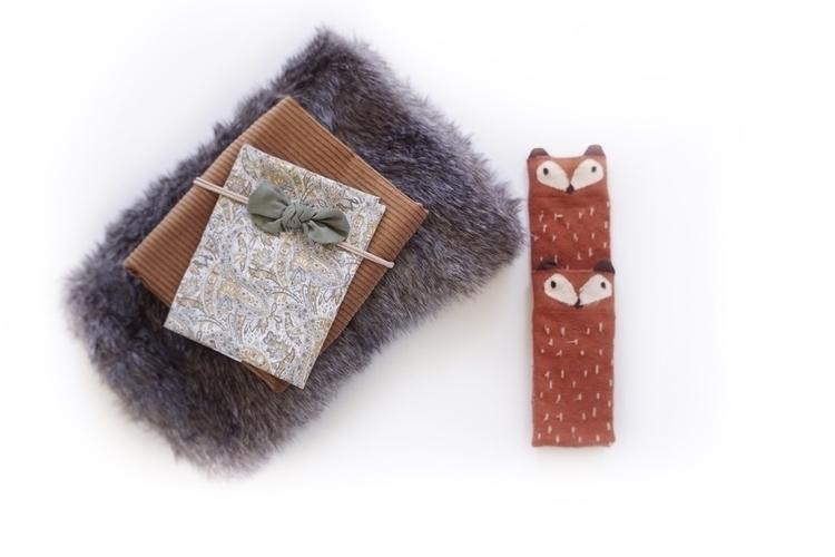 Pretty fabrics planned sewing!  - rubikscubegram | ello