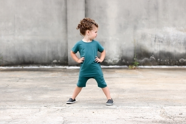 perfect Hannah teal shorts + zi - 9twentyfivekids | ello
