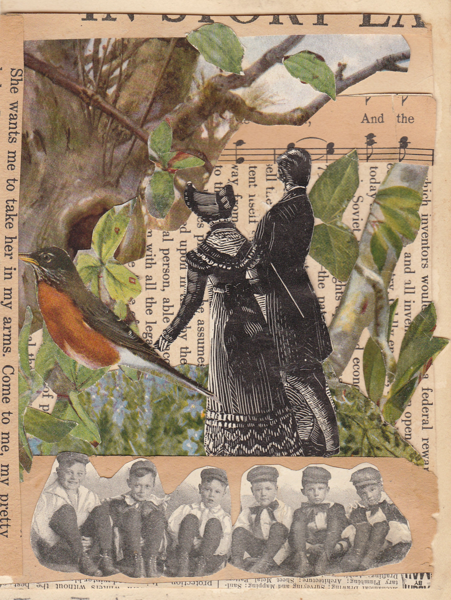 1897 series Collage created Jea - jeanneteolis | ello