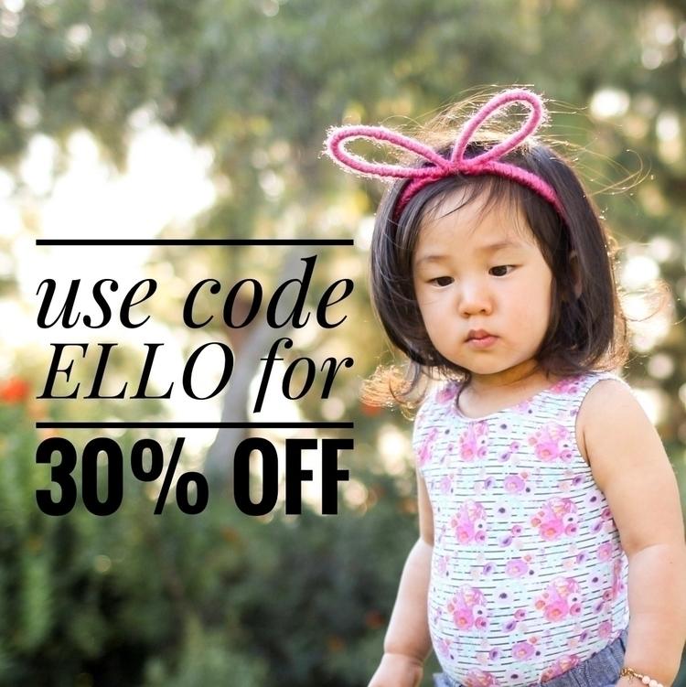 Excited Ello! code ELLO 30% tod - tukkatot | ello