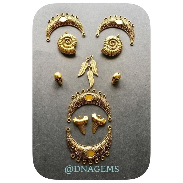Charms#beads#gemstones#makers#j - dnagems   ello
