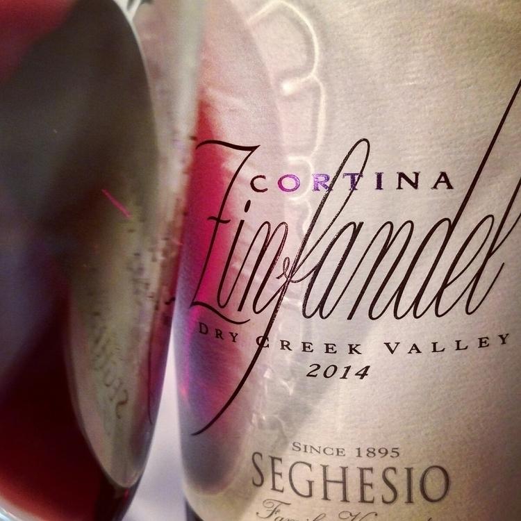 Zinfandel - wine, ellowine, sonoma - soif | ello