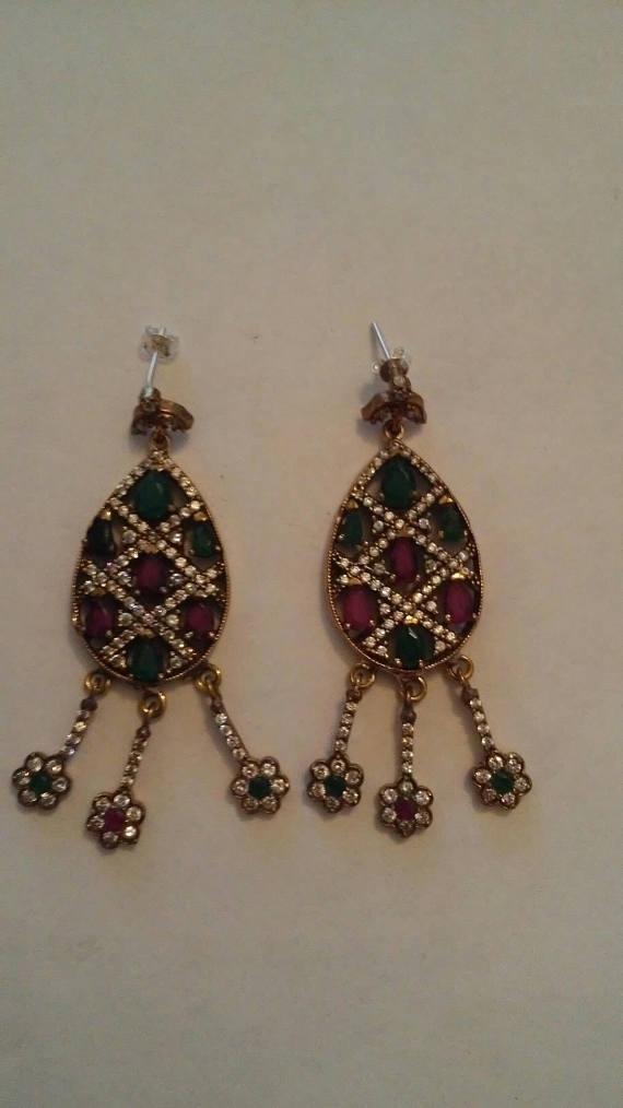 Lovely Sparkly Turkish Ruby Eme - jewelsbyvittoria | ello