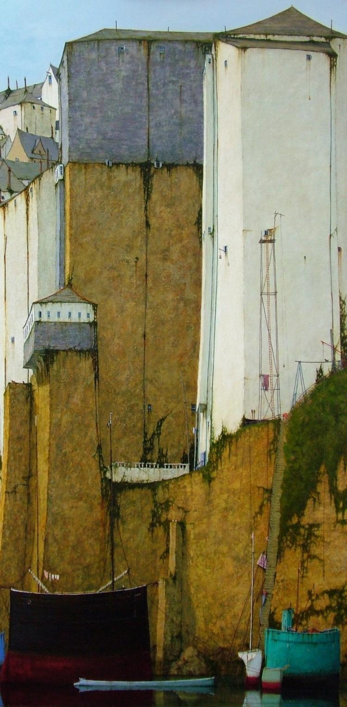 Cyril Croucher: Castle, 2000 - arthurboehm | ello