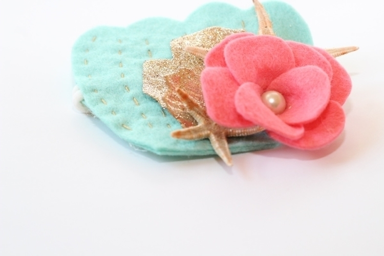 details .... summer Vibes Felt  - blossomscrowns | ello