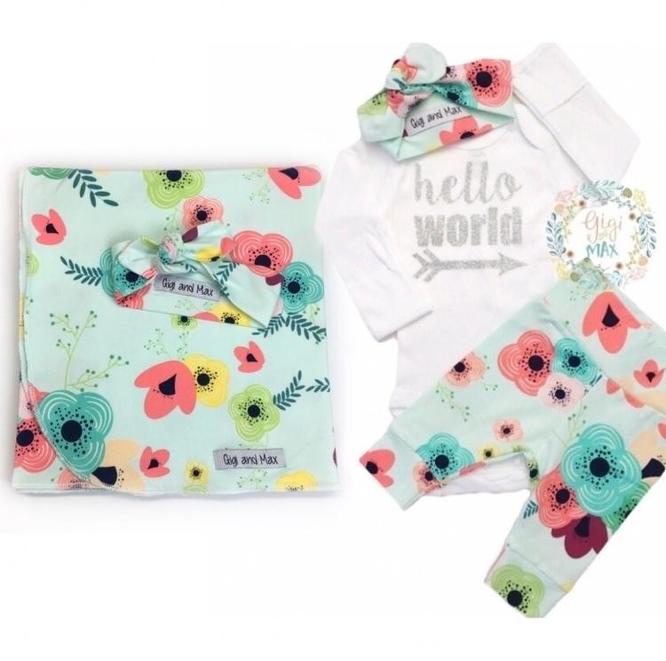 Restock alert! floral fabric sw - gigiandmax | ello