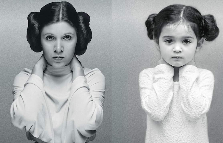 Scout Carrie Fisher 🖤 - helloscout   ello