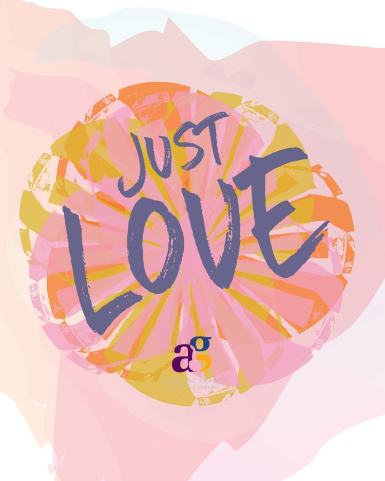 Love. simple. Graphic design ov - agreenebrand   ello