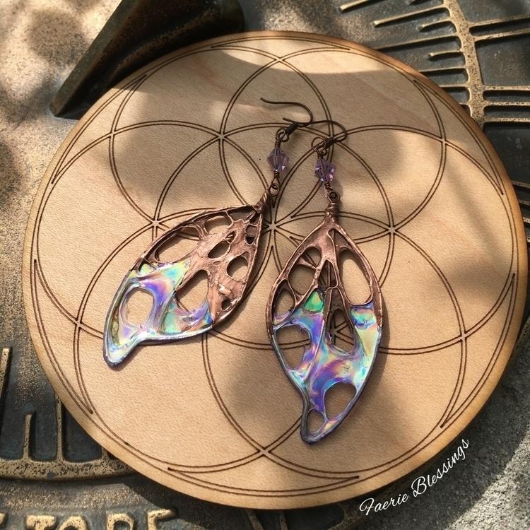 Introducing line jewelry origin - faerieblessings | ello