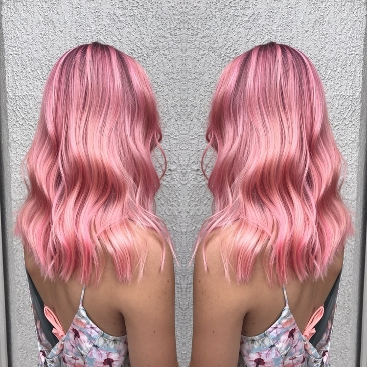 Musk Pink - goldwell, sarahannehairstyling - sarahannehairstyling | ello
