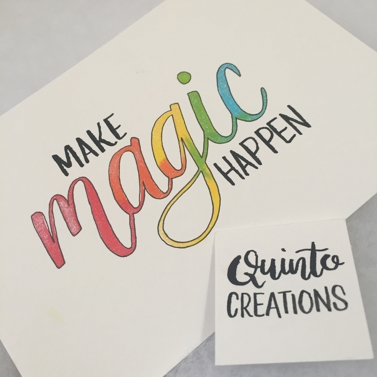 everyday magical - quintocreations | ello