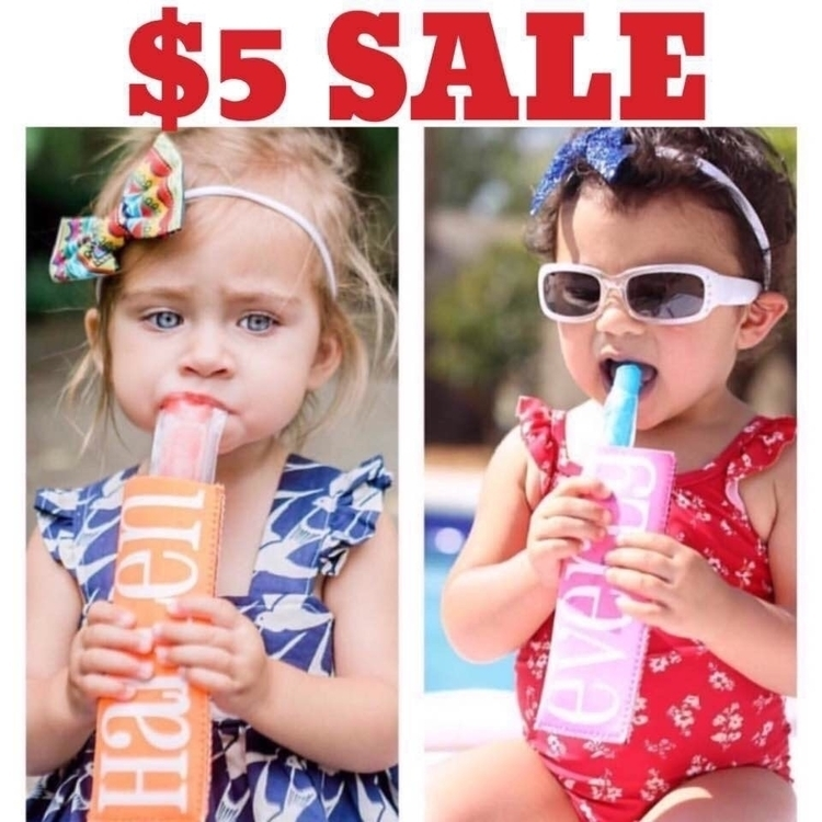 $5 FLASH SALE! Grab freezy slee - littlelulusblingboutique | ello