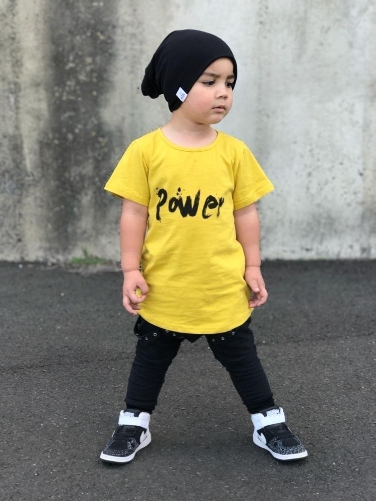 Gorgeous rocking mustard power  - urbanbambino   ello