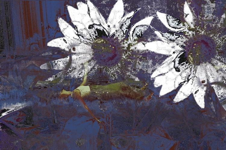 Falling Scent memory - digitalart - dizwhi | ello