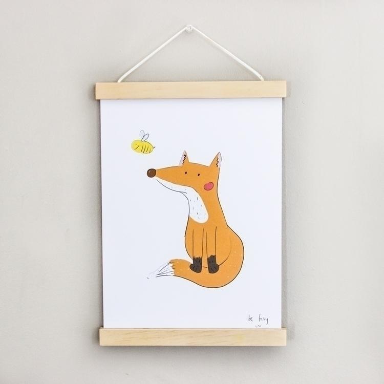 foxy - saidthewolf, elloart, art - saidthewolf | ello