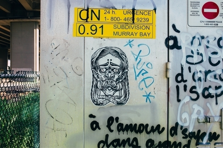 """À dans grand coup."" written ti - jonathonreed | ello"
