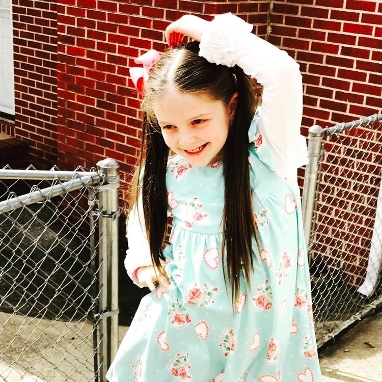 beautiful milk silk dress piggi - lily_kate | ello