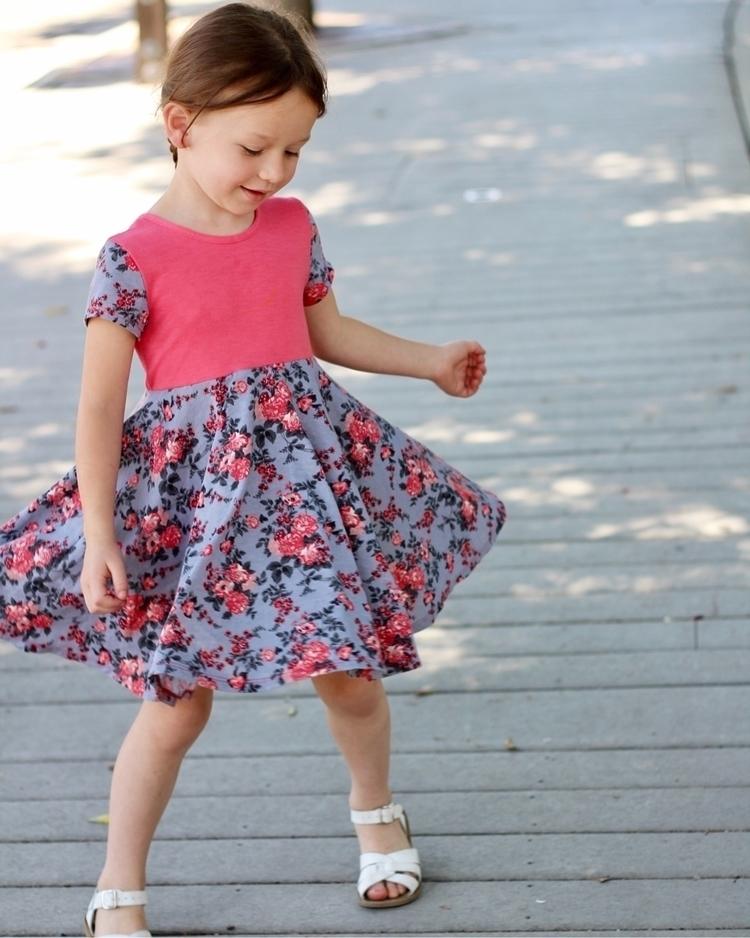 Perfect dress girl. Twirly ligh - carryurheart | ello