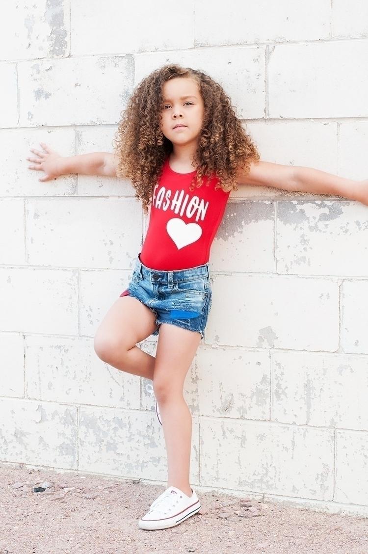 Leotard Shorts - mixedgirl, biracialkids - kaedence_marie | ello