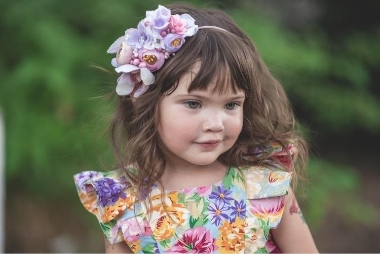 Shoot message flower crown - trinityflowercrowns   ello