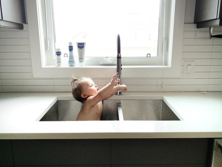 baby sink bath photos friend - rachandbabes | ello