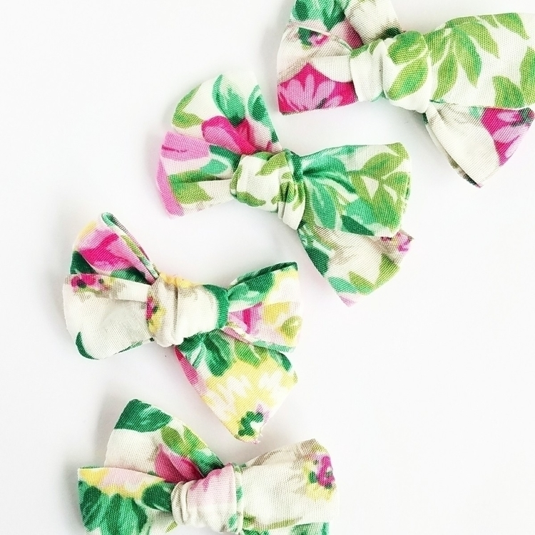 Leafy Florals! prints released  - tinybowco | ello