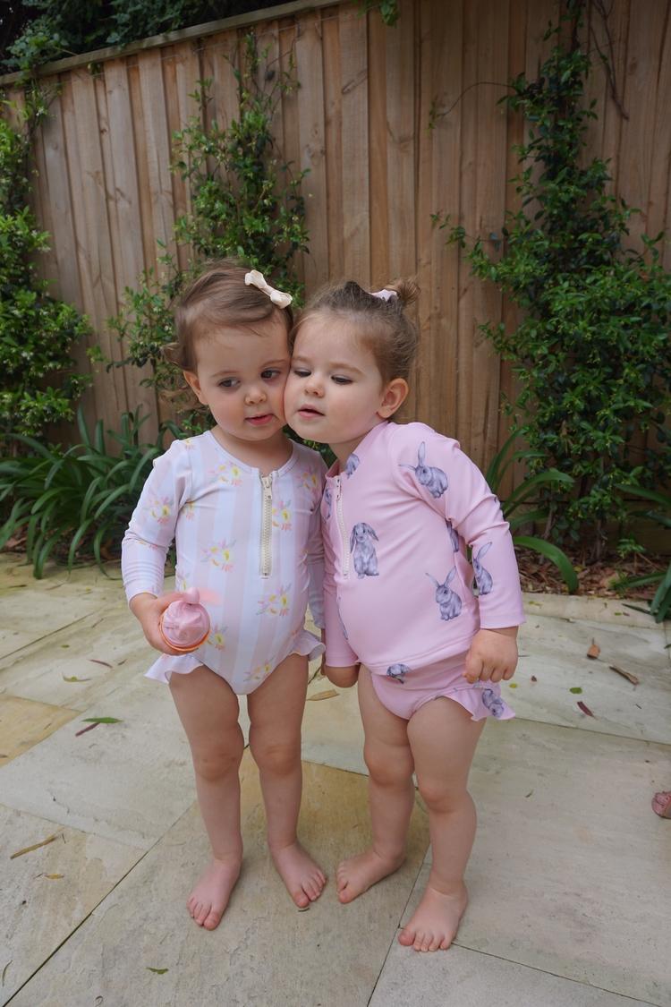 friends hanging  - kidsswimwear - lovebywillow | ello