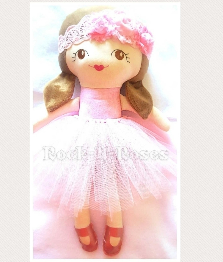 Todays Custom Dolly! Isnt Beaut - rocknrosesdolls | ello