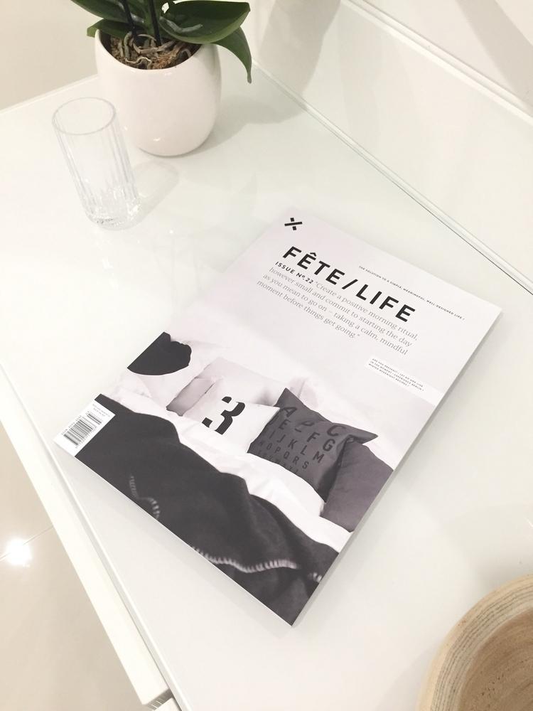 Grab receive Fête issue 22 maga - refinendesigns | ello