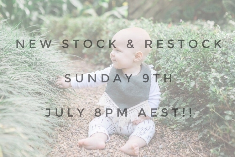 Set alarms!!! Stock Restock, Su - littlewishesboutique | ello