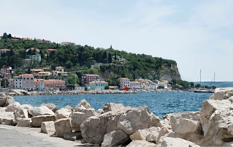Piran, Slovenia Beautiful!!  - coastalcity - brittanymcanally | ello