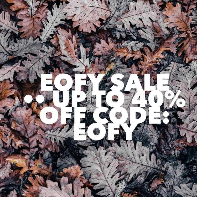 EOFY sale 4 days!!! Code - wildchase | ello
