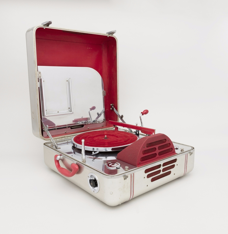 Portable Phonograph, RCA Victor - valosalo | ello