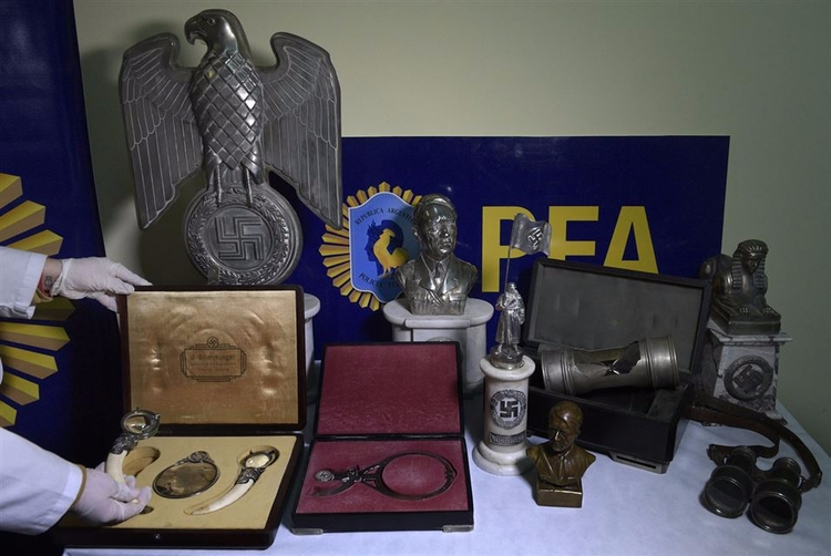 Nazi Artifacts Secret Room Home - valosalo | ello