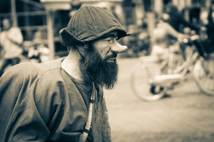 Strange figure street - artmen | ello