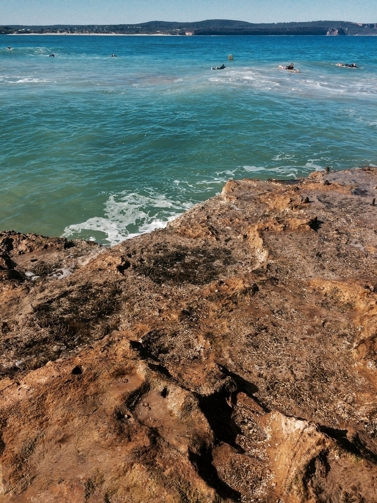crisp - beach, rock, rockpools, surf - amateurphotographer | ello