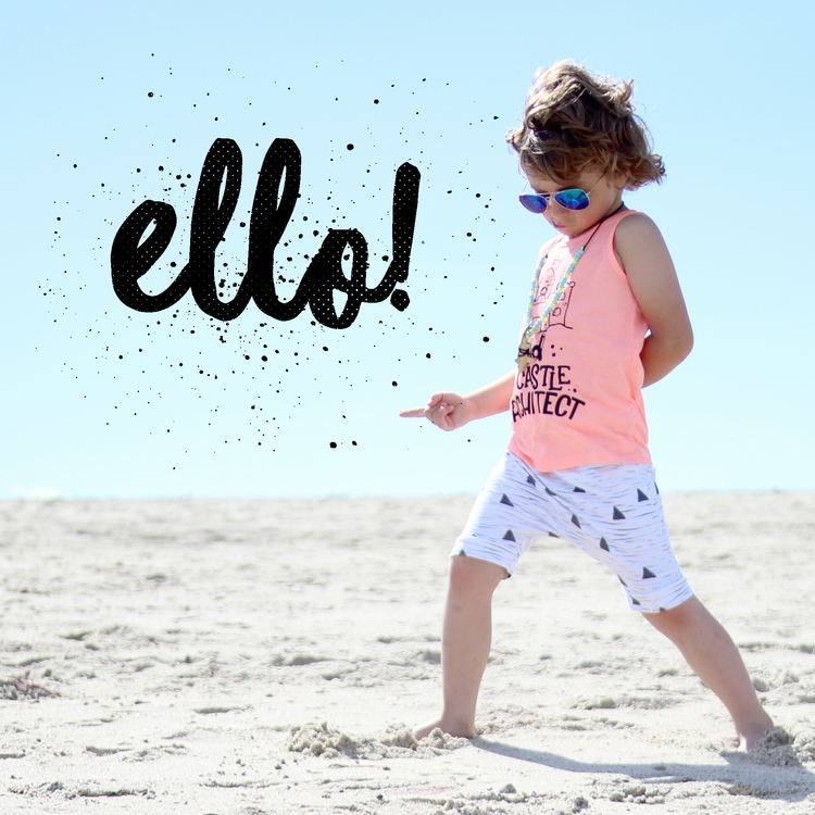 'ello ello, SUMMER! covered bea - wonder_jet | ello