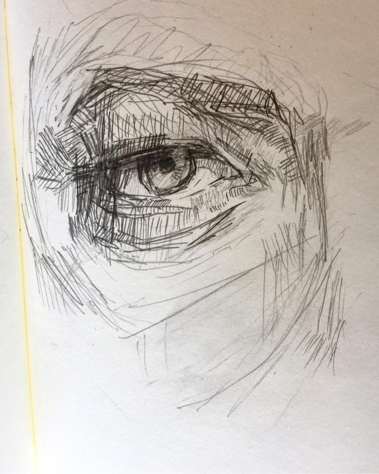 Study - Kevan_joseph, artwork, doodle - kevan_joseph | ello