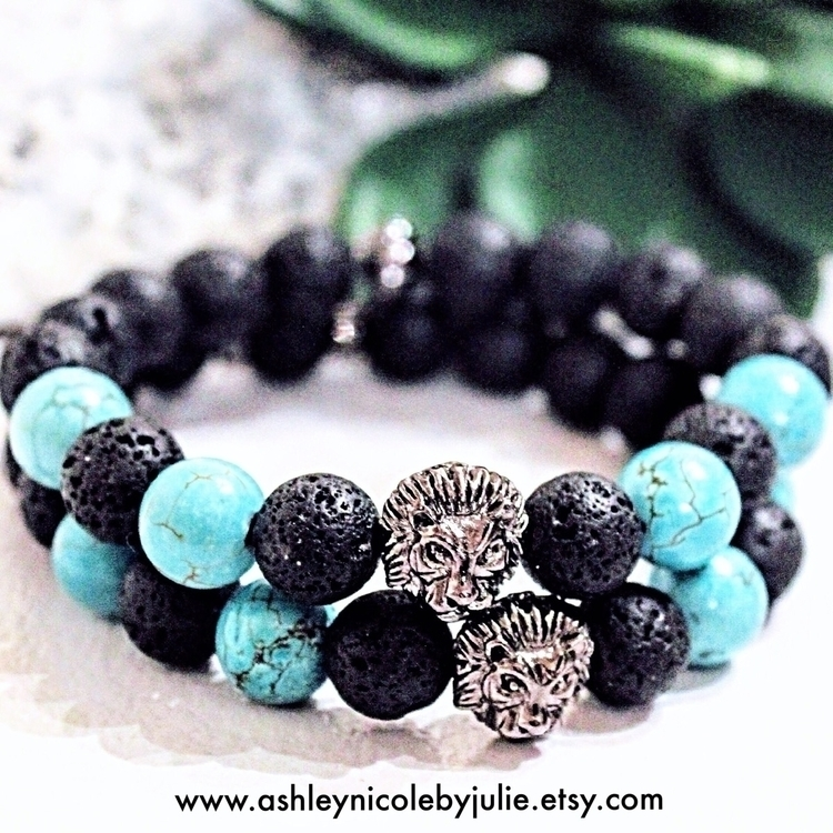 Check cool Lava turquoise natur - ashleynicolebyjulie | ello