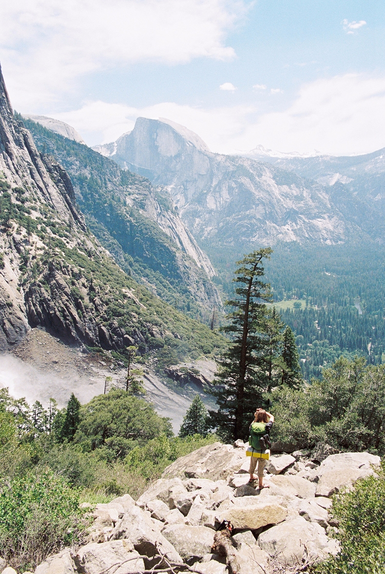 Yosemite, glory Photo Andrew Up - fieldmag | ello