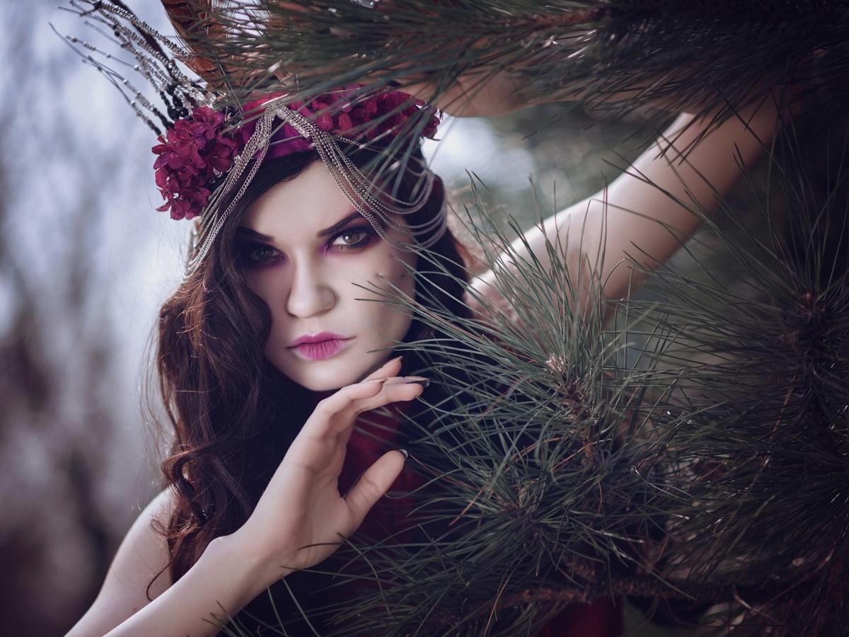 Photographer: Sylwia Brzozowska - darkbeautymag   ello