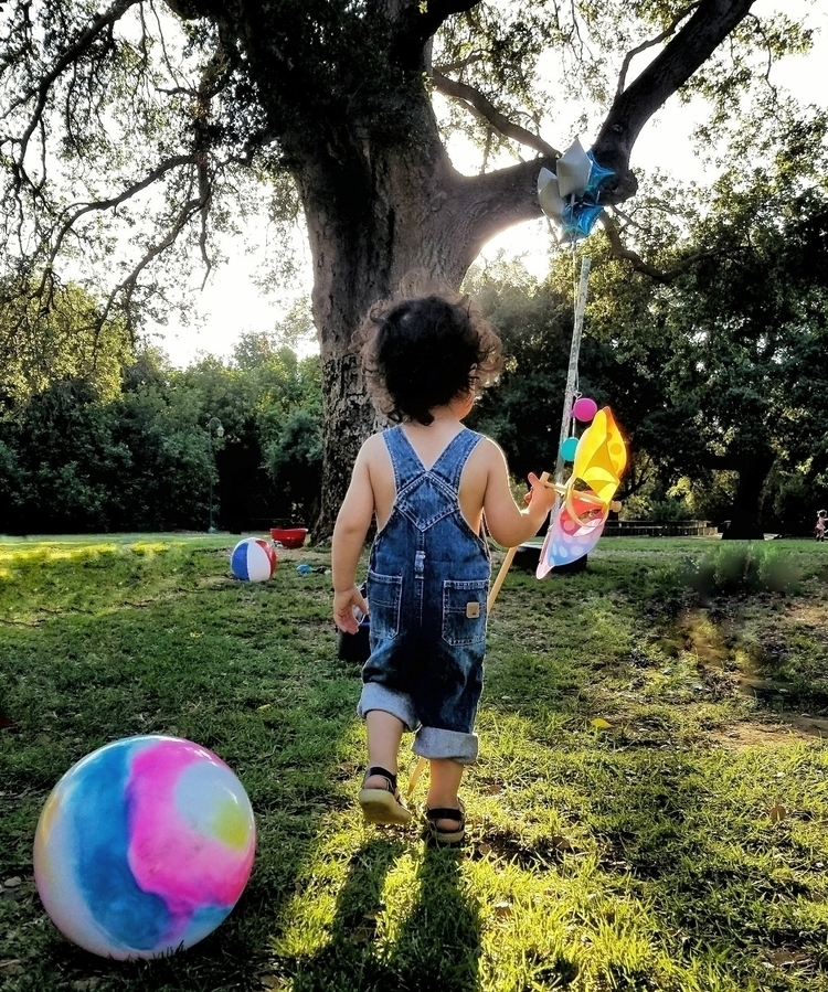 viva Childhood - childhood, summertime - jackson_gunnar | ello