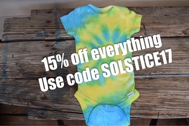code SOLSTICE17 15% shop Sunday - littlebithippielove | ello