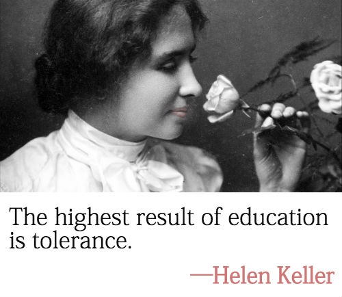 helenkeller, quote - storribio | ello