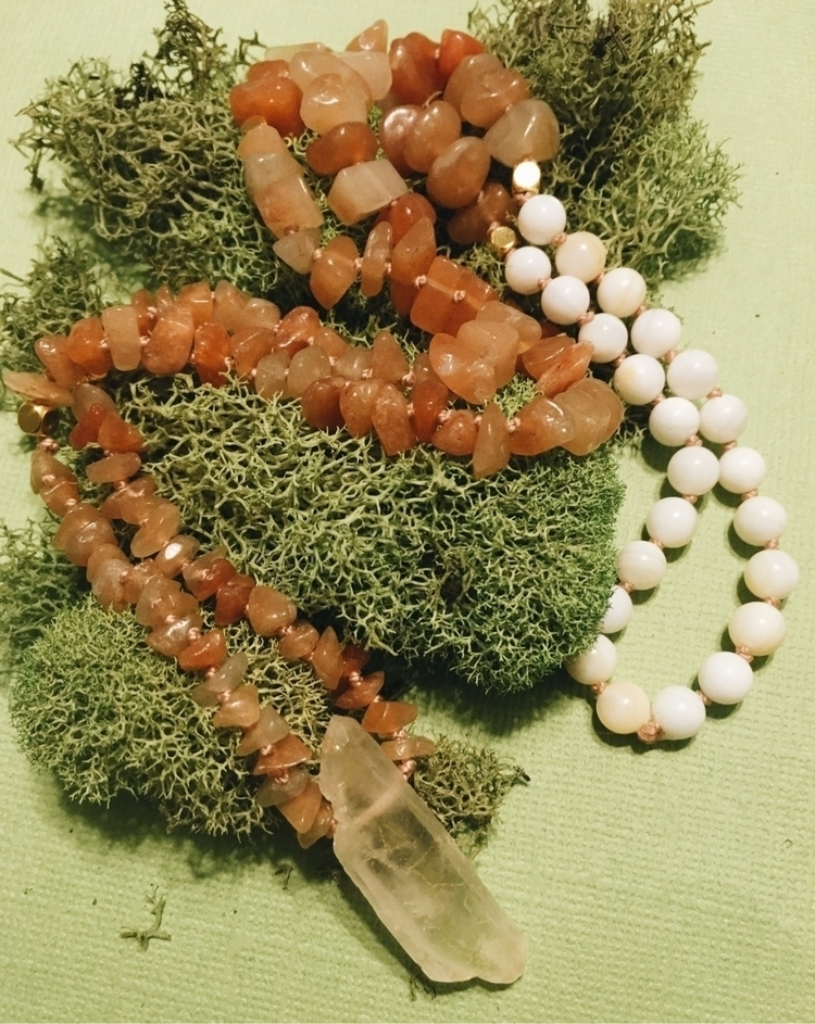 Red Aventurine 108 beaded mala  - gypsyxjewels | ello