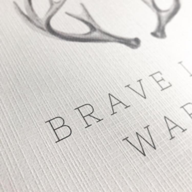 A4 A5 prints linen textured  - Prints - harperdesign | ello