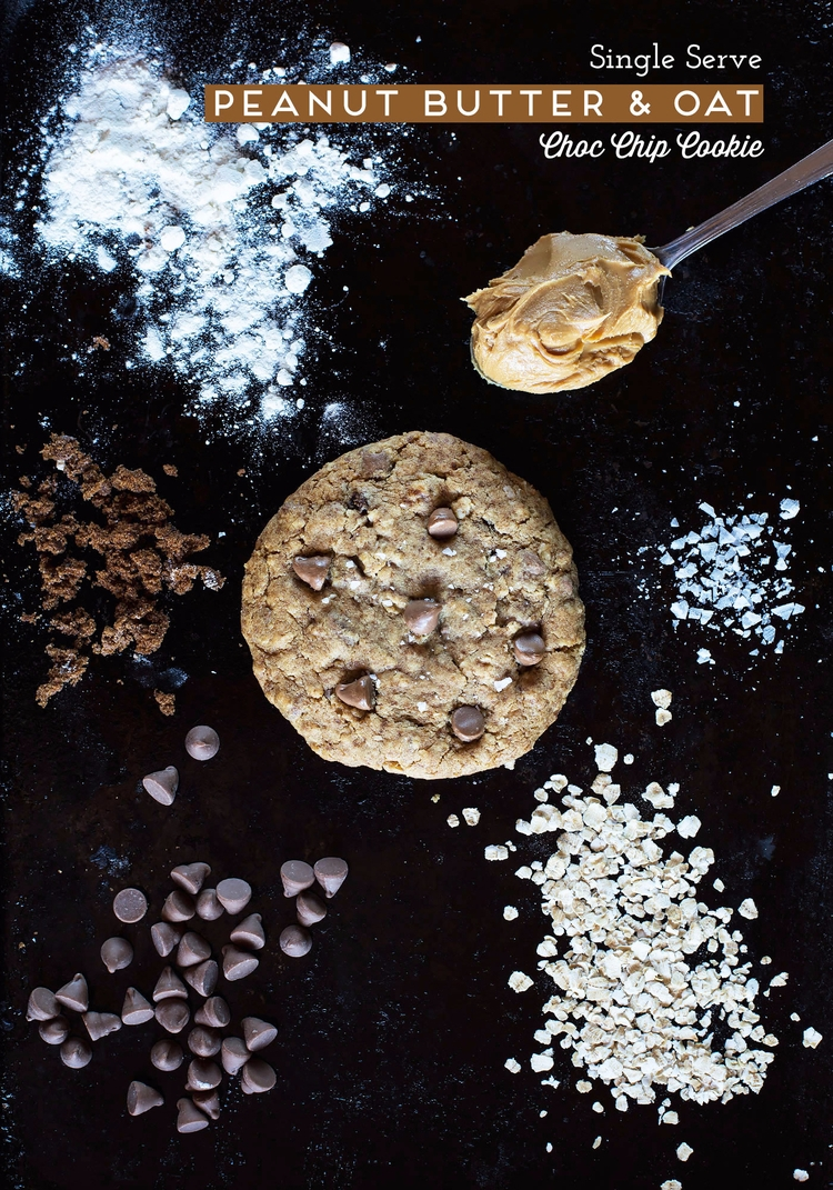 baking fav single serve cookie  - loveswah | ello