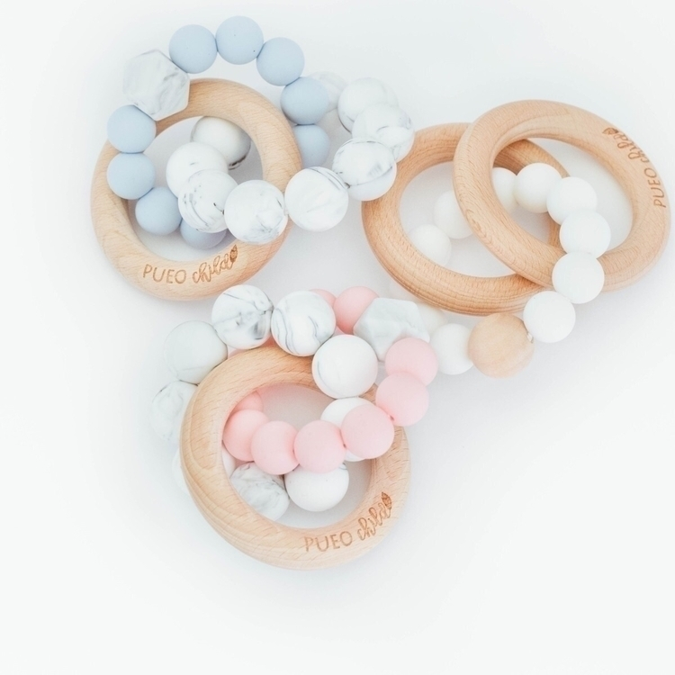 Coming - Silicone Wood Ring Tee - pueochild | ello