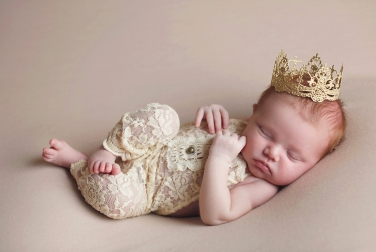 Chantilly lace crown headband | - lovecrushcrowns | ello