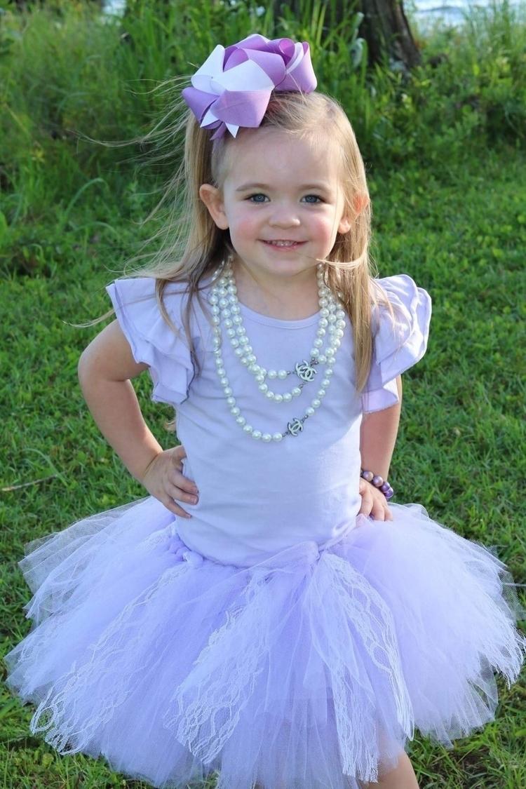 cute lavender lace tutu tutu_am - tammyhillcutchins | ello